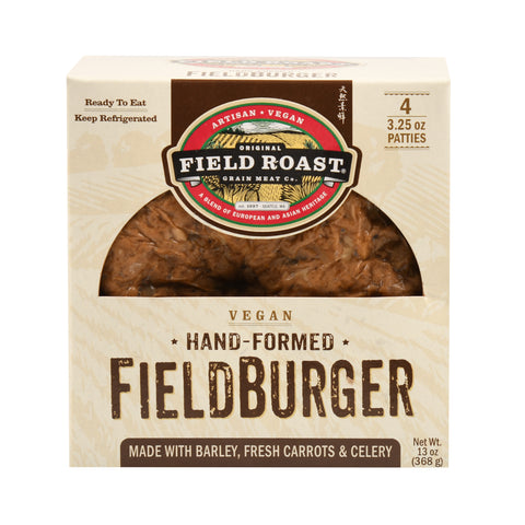 Field Roast Veggie Burger 4 patties