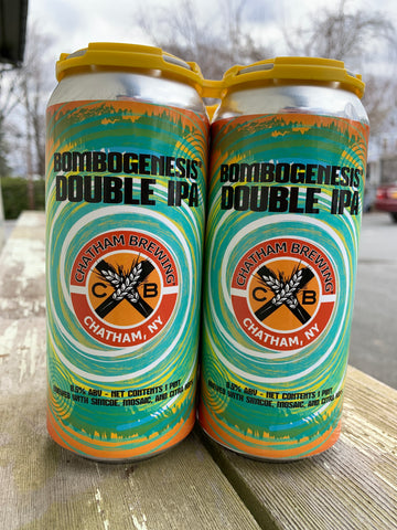 Chatham Brewing - Bombogenesis 4Pk 16 oz cans