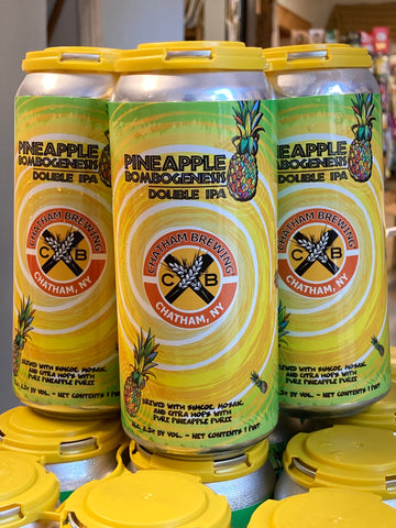 Chatham - Pineapple Bombo 16oz/4pk