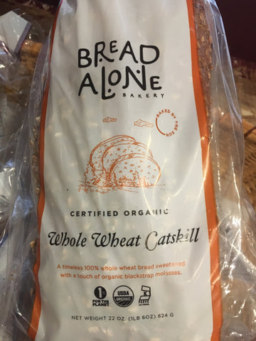 Catskill Whole Wheat Breadalone