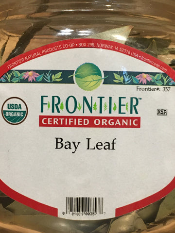 Bay Leaf Org (per oz)