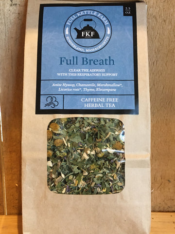 Full Breath Tea, Full Kettle Farm 2.5 oz