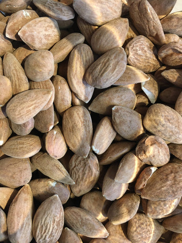Almonds Raw Org (per Lb)