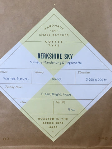 Coffee Berkshire Sky 12oz