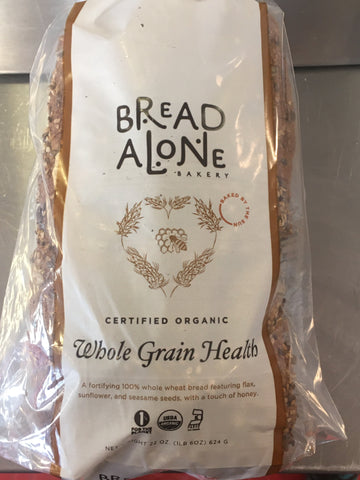 Bread Wholegrain Health Bread Alone