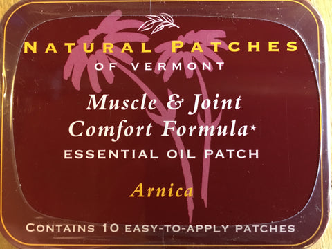 Aches & Pain Patch Arnica
