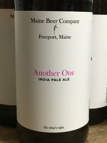 Maine Beer Co - Another One 16.9oz bottle