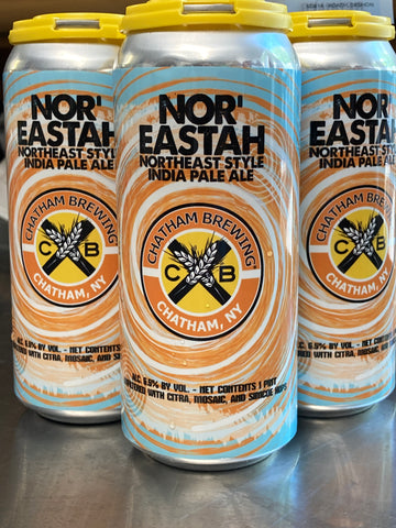 Chatham Nor'Eastah NE_IPA 16oz/4pk
