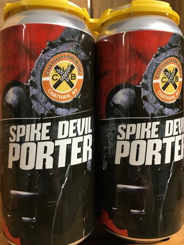 Chatham Brewing - Spike Devil Porter 4pk 16oz