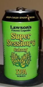 Lawson's Brewing - Super Session IPA 6pk 12 oz