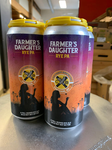 Chatham Brewing - Farmer's Daughter 4Pk 16 oz