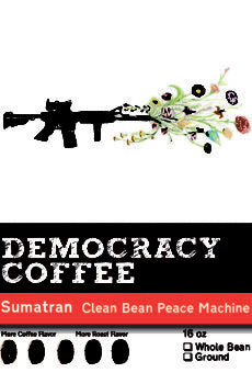Coffee Sumatran Org FT 1lb