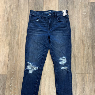 Primary Photo - BRAND: AMERICAN EAGLE STYLE: JEANS COLOR: DENIM SIZE: 8 SKU: 137-137177-31206