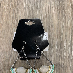 Primary Photo - BRAND:    CLOTHES MENTOR STYLE: EARRINGS COLOR: TEAL SKU: 137-137158-15756