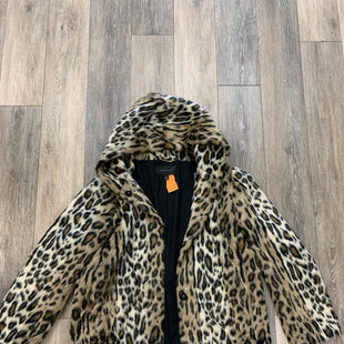 Primary Photo - BRAND: ANN TAYLOR STYLE: COAT SHORT COLOR: ANIMAL PRINT SIZE: M SKU: 137-13712-90021