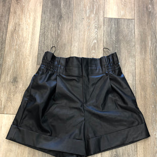 Primary Photo - BRAND: ZARA BASIC STYLE: SHORTS COLOR: BLACK SIZE: M SKU: 137-137158-12289