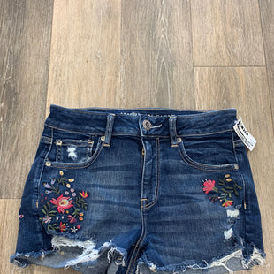 Primary Photo - BRAND: AMERICAN EAGLE STYLE: SHORTS COLOR: DENIM SIZE: 10 SKU: 137-137177-25582