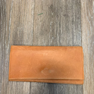 Primary Photo - BRAND:  ABLESTYLE: WALLET COLOR: LEATHER SIZE: MEDIUM OTHER INFO: ABLE - RETAIL $58 SKU: 137-13745-215854