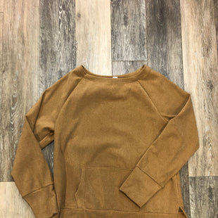 Primary Photo - BRAND:    CY FASHION STYLE: FLEECE COLOR: TAN SIZE: L OTHER INFO: CY COLLECTION - SKU: 137-137107-43249