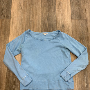 Primary Photo - BRAND: JAMES PERSE STYLE: SWEATER LIGHTWEIGHT COLOR: BLUE SIZE: M OTHER INFO: RETAIL $135 SKU: 137-13745-215172