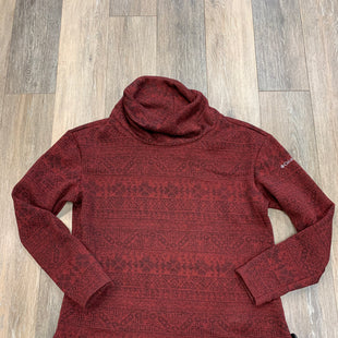 Primary Photo - BRAND: COLUMBIA STYLE: FLEECE COLOR: RED SIZE: XL SKU: 137-137158-10697