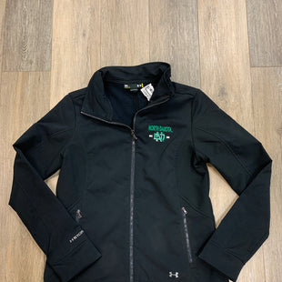 Primary Photo - BRAND: UNDER ARMOUR STYLE: JACKET OUTDOOR COLOR: BLACK SIZE: M OTHER INFO: UND SKU: 137-137107-42990