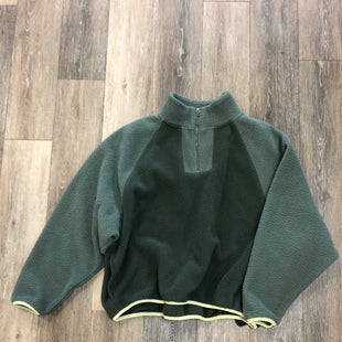 Primary Photo - BRAND: AMERICAN EAGLE STYLE: FLEECE COLOR: SAGE SIZE: L SKU: 137-137136-24770