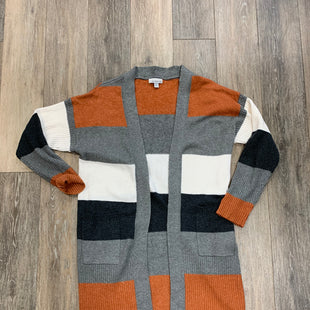 Primary Photo - BRAND: ALLISON JOY STYLE: SWEATER CARDIGAN HEAVYWEIGHT COLOR: MULTI SIZE: XS/SSKU: 137-13745-209939