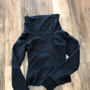 Primary Photo - BRAND: LULULEMON STYLE: FLEECE COLOR: NAVY SIZE: 2 SKU: 137-137177-25479