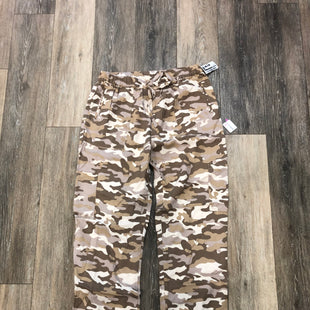 Primary Photo - BRAND: LOVE TREE STYLE: PANTS COLOR: CAMOFLAUGE SIZE: L SKU: 137-137177-30713