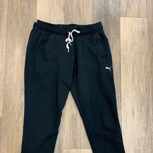 Primary Photo - BRAND: PUMA STYLE: ATHLETIC PANTS COLOR: BLACK SIZE: M OTHER INFO: JOGGER SWEATPANTS SKU: 137-13714-177359