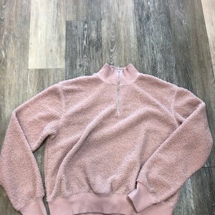 Primary Photo - BRAND: TOPSHOP STYLE: FLEECE COLOR: PINK SIZE: 6 SKU: 137-137197-206