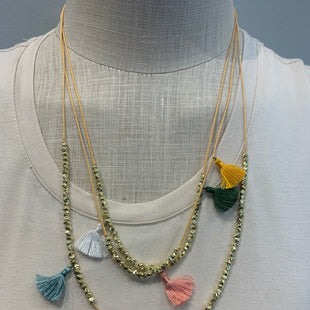 Primary Photo - BRAND:    MATA TRADERSSTYLE: NECKLACE COLOR: MULTI SKU: 137-137107-46561