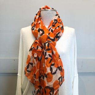 Primary Photo - BRAND:  ICHI STYLE: SCARF COLOR: ORANGE OTHER INFO: ICHI - SKU: 137-13745-217400