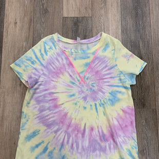 Primary Photo - BRAND: HONEYME STYLE: TOP SHORT SLEEVE COLOR: TIE DYE SIZE: L SKU: 137-137107-43478