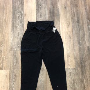 Primary Photo - BRAND: OLD NAVY STYLE: ATHLETIC PANTS COLOR: BLACK SIZE: S SKU: 137-137136-28400
