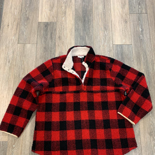 Primary Photo - BRAND: ANDREE BY UNIT STYLE: FLEECE COLOR: PLAID SIZE: 1X SKU: 137-13714-177233
