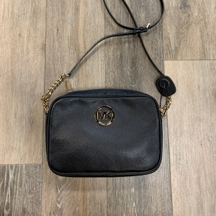 Primary Photo - BRAND: MICHAEL KORS STYLE: HANDBAG DESIGNER COLOR: BLACK SIZE: MEDIUM SKU: 137-137160-28036