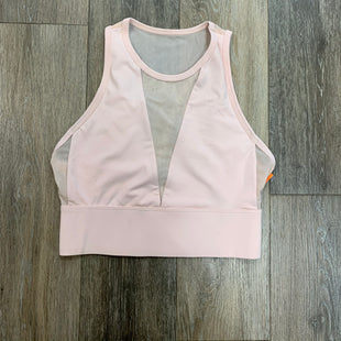 Primary Photo - BRAND: FABLETICS STYLE: BRA COLOR: LIGHT PINK SIZE: M SKU: 137-13714-177364