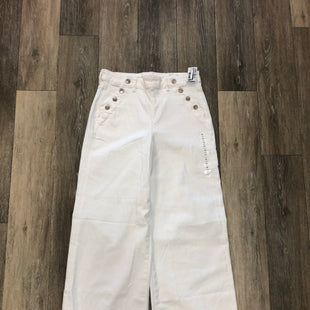 Primary Photo - BRAND: AMERICAN EAGLE STYLE: PANTS COLOR: WHITE SIZE: 10TALL OTHER INFO: NWT - RETAILS $50 SKU: 137-137172-2035