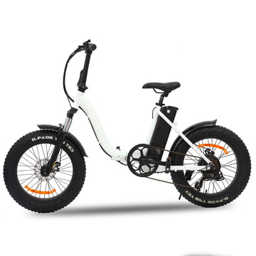 Alpha B200 Series Folding E-Bike