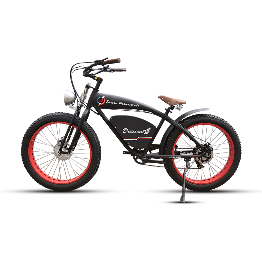 E-Bike Davient Chopper