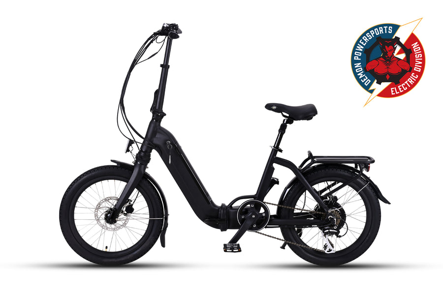 E-Bike Dash Foldable