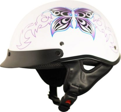 Helmet Open Face 1/2 Scooter