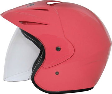 Helmet Open Face 3/4 Scooter with VISOR