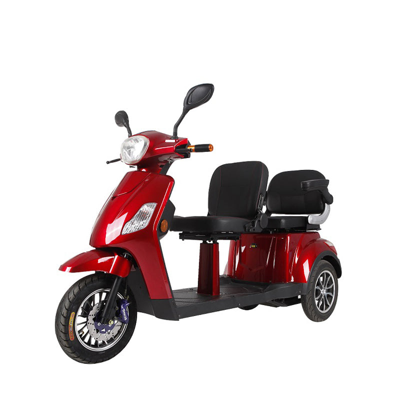 Electric Scooter Zegal 3 wheels 2 seats