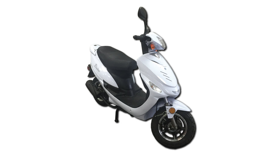 Gas Scooter Bistro 50