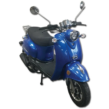 Gas Scooter Solista 50 (2020)