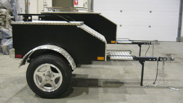 Marlon AMT Motorcycle Trailer