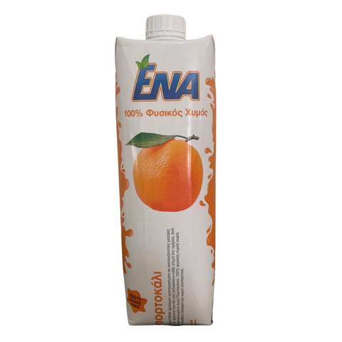 Juice Orange Ena 1L